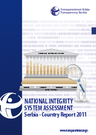 National Integrity System Assessment Serbia 2011
