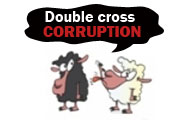 DOUBLE-CORRUPTION